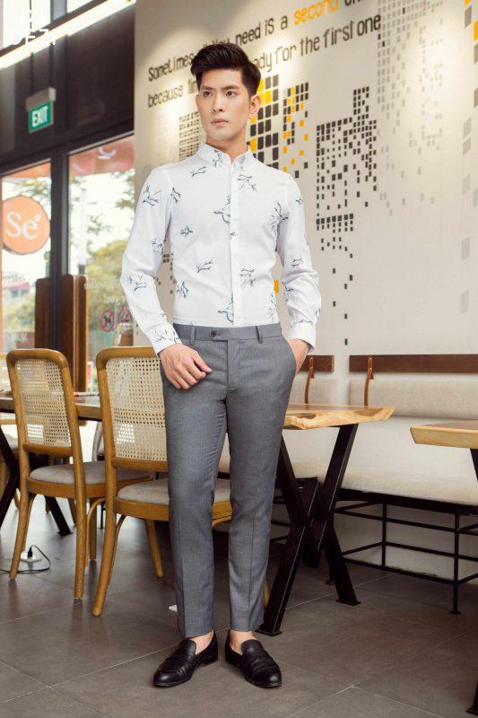 Màu sắc chính là yếu tố rất quan trọng để lựa chọn được chiếc quần hoàn hảo